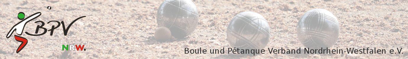 Boule und Pétanque Verband Nordrhein-Westfalen e.V.